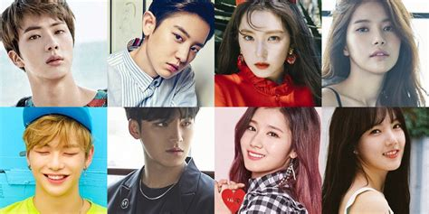 blackpink kbs gayo kbs gayo festival reveal their 8 idol mc lineup with jin