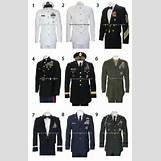 Military Dress Uniforms All Branches | 236 x 366 jpeg 18kB