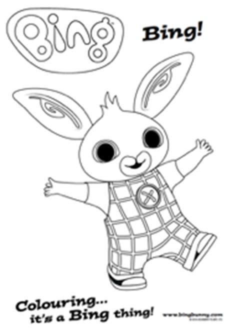 bing bunny coloring page bing coloring pages bunnies coloring pages