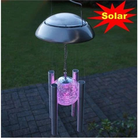 Popular Solar Lighted Wind Chimes Buy Cheap Solar Lighted Solar Lighted Wind Chimes