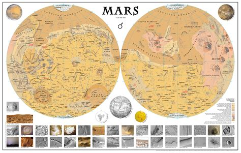 mars map map fullresolution 6 mb 6500x4200 pixel jpg
