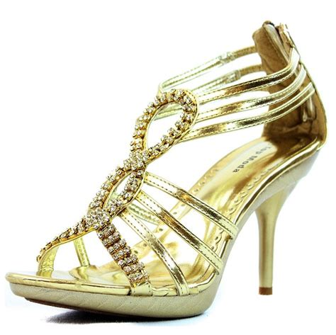 high heel gold prom shoes 20 dollars of 2017