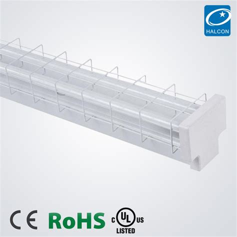 wire guards for light fixtures ul cul rohs ce t5 t8 led commercial lighting fixture wire