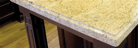Countertop Edge Finishes by Countertop Edges Selection Custom Granite Solutions