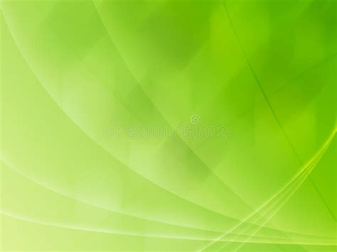 abstract background lines apple green stock illustration