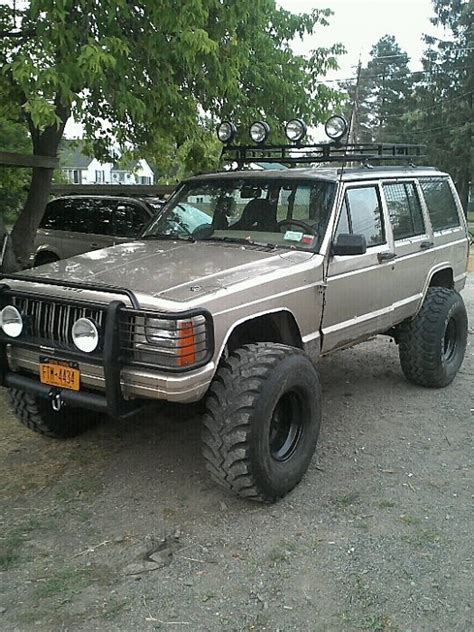survival jeep cherokee xjs that can survive a zombie apocalypse page 6 jeep