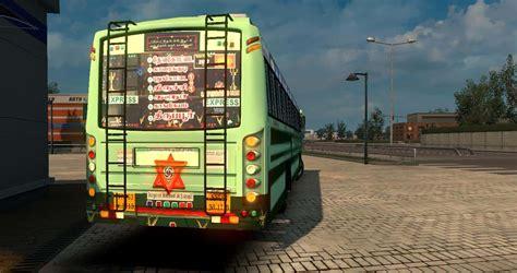 tnstc tirupur bus  hd reworked paintjob  bus mod