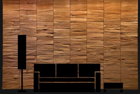 Wood Panel Wall | wood panels to decorate your walls digsdigs