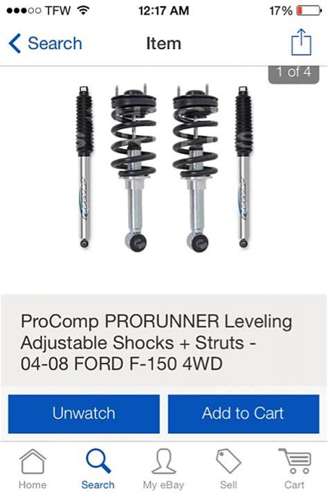 best shocks and struts best shocks and struts ford f150 forum community of