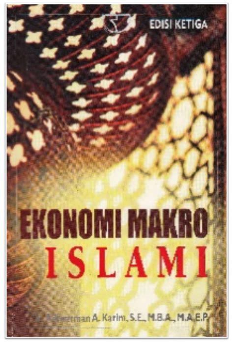 Buku Islam Analisis Fiqih Dan Keuangan Adiwarman Sp buku karim consulting indonesia