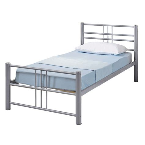 Unique Latest Design Single Sleeping Bed Cheap Metal Bed Beds Metal Frame