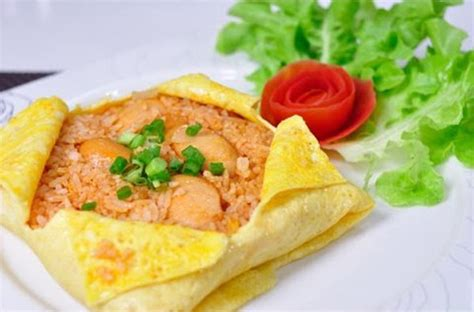 cara membuat omelet nasi korea resep cara membuat nasi goreng sederhana anti gagal