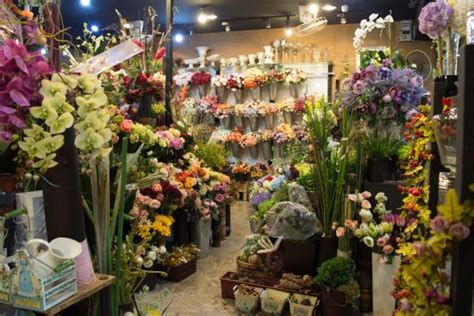 The Flower Shop by Flower Shop Artificial Flowers Picture Of Asiatique