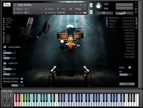 kontakt 5 full version price kvr virtuosic violin by auddict kontakt instrument