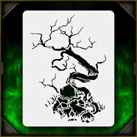 airbrush stencil template stencil templates zombies and stencils on