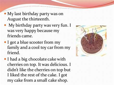 My Birthday Essay by College Essays College Application Essays Essay On My Birthday