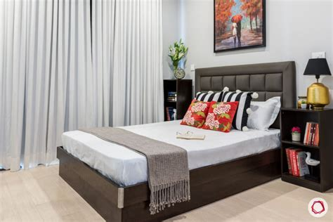 delightfully warm welcoming interior design  bhk flat
