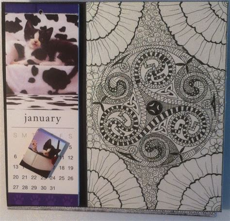 doodle calendar uk paulaexuk s the craft barn calendar challenge doodles