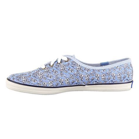 flower shoes canada keds wf46396 chion floral chambray shoes free