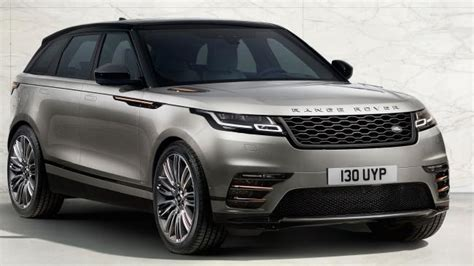 pictures of the new range rover range rover velar pictures
