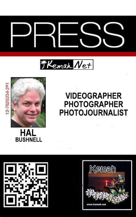 media pass template this will verify that the following free lance photo