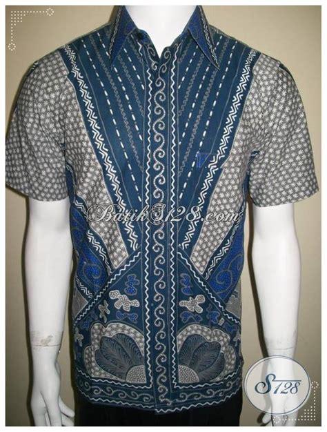 Kemeja Batik Sogan Milo kemeja batik tulis corak milo asli elegan dan eksklusif ld187t m toko batik 2018