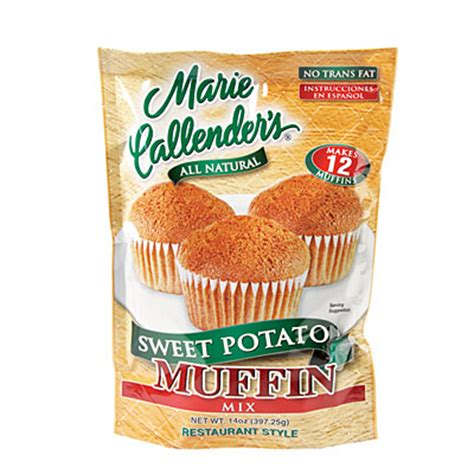 marie callender s 174 sweet potato muffin mix big lots