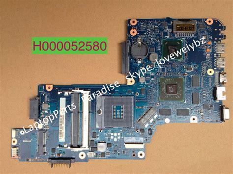 Motherboard Toshiba Satelite C850 L850 Vga Ati Buy Wholesale L850 Motherboard From China L850