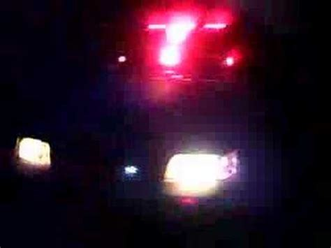 crown vic emergency lights firefighter crown vic with emergency lights