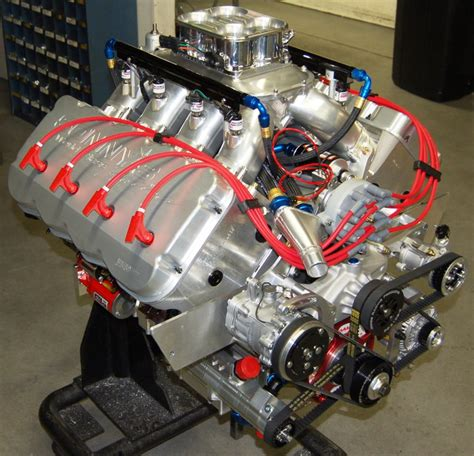 Ford Racing Engines by Sar 729cu In Gas Engine For Ford