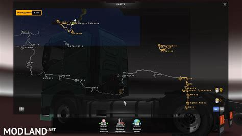 ets 2 africa map mod africa map for promods v2 11 fixed mod for ets 2