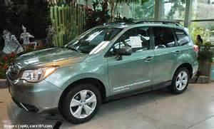 Green Subaru Forester Subaru Forester Green 2017 Ototrends Net