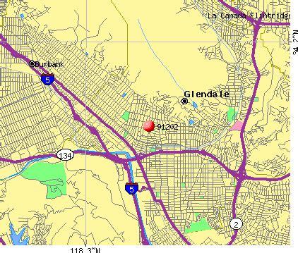 91202 zip code glendale california profile homes