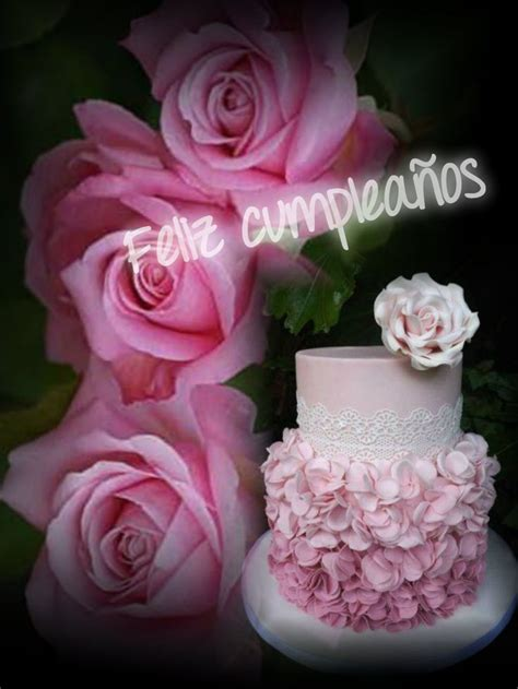 imagenes de rosas para happy birthday las 25 mejores ideas sobre quien cumple a 241 os ma 241 ana en