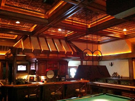 Copper Ceiling by Copper Ceiling Tiles Copper