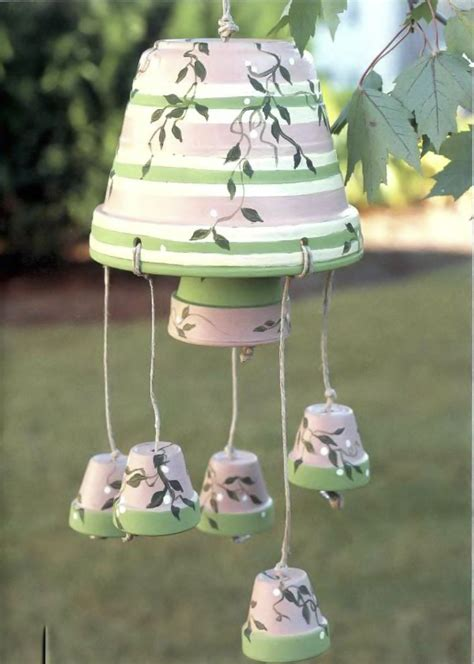 Garden Decoration Craft Ideas by 10 Clay Pot Craft Ideas To Make And Decorate Your Home