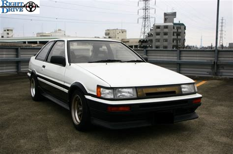 Toyota Ae86 For Sale In Usa 1986 Toyota Corolla For Sale Usa Autos Post