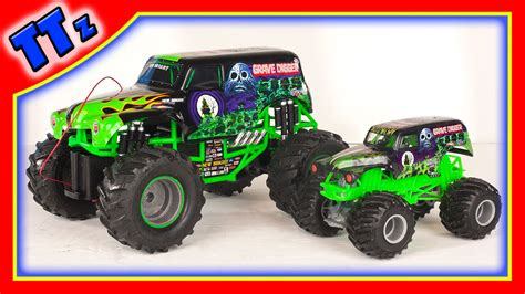 toy monster truck videos for kids monster truck toy compilation monster jam monster jam