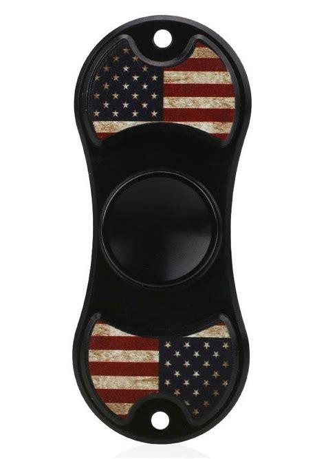 Fidget Spinner American Murah american flag finger fidget spinner fairyseason