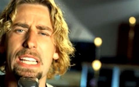 Chad Kroeger Nickelback Terrible Song Driving Photo