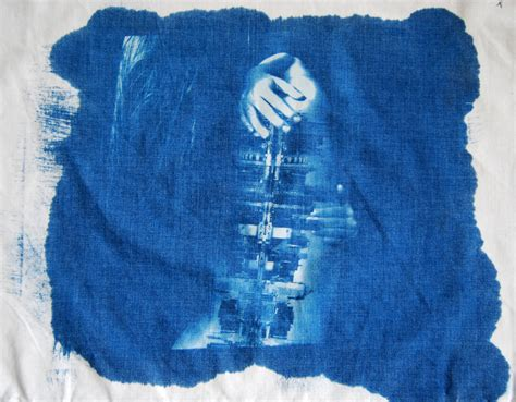 How To Make Cyanotype Paper - how to make creative cyanotype prints virginia duran