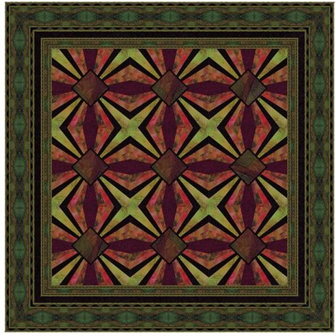 Northern Lights Quilt Pattern Free by Northern Lights Quilt Kit By Jinny Beyer For Rjr Ebay