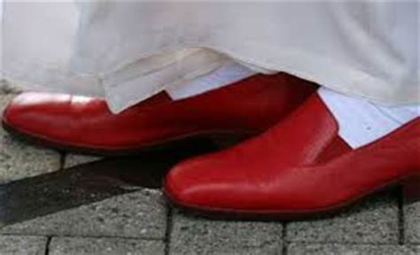 papal slippers shoes what s all the fuss about jaspa king
