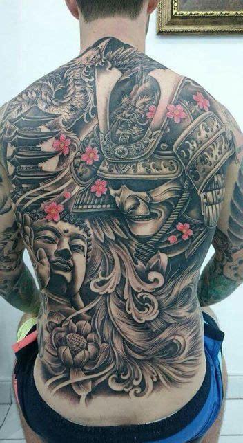 tattoo oriental nas costas tatuagem de samurai significado 30 inspira 231 245 es incr 237 veis