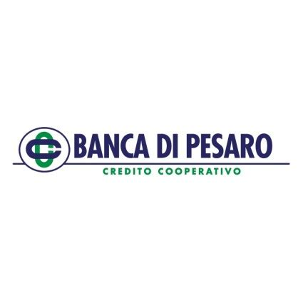 banco popolare pesaro di pesaro vector logo vector libre descarga gratuita