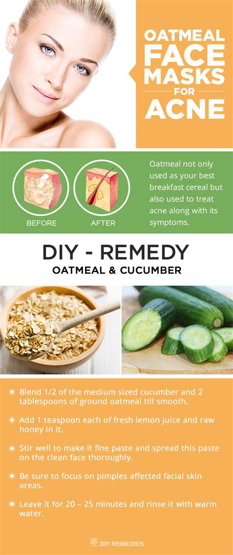 oatmeal treatment for hair diy oatmeal face masks for acne