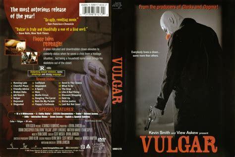 film vulgar vulgar movie dvd scanned covers 6vulgar jpg dvd covers