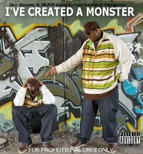 ive created  monster mixtape  jay adams hosted  gram