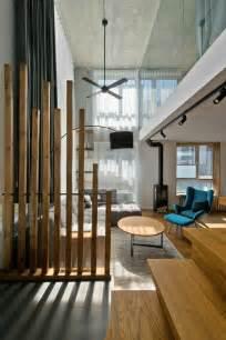 Modern Interior Designs For Living Rooms - cloison bois une esth 233 tique fonctionnelle 224 la maison