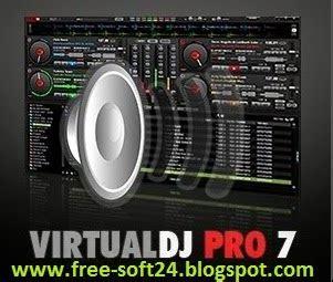 virtual dj software free download full version 2012 for xp download virtual dj pro v7 0 5 full version serial key